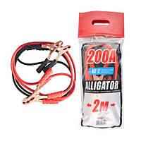 "Прикурка 200А 2,0м ""Alligator"" (BC621) в кульке   (20шт/ящ) -N"