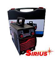 Сварочный инвертор SIRIUS MMA-320(кейс)