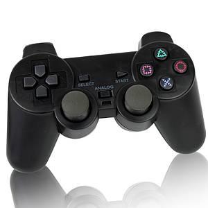 Джойстик проводной PS2 wire (PlayStation II) Dual Shock с виброотдачей для плейстейшн 2 130708