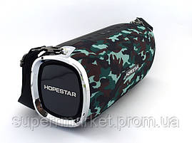 Hopestar A6 34W Boombox SuperBass, портативная колонка с Bluetooth MP3, камуфляжная, фото 2