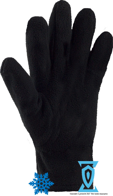 Перчатки теплые Кашемир RPOLAREX B (Reis)