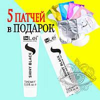 Чёрная краска для ресниц и бровей In Lei, 15ml ИнЛей