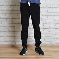 Спортивные штаны теплые Red and Dog Pou Black