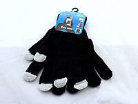 """Перчатки для сенсорных экранов  """"Glove Touch"""" чёрные"""