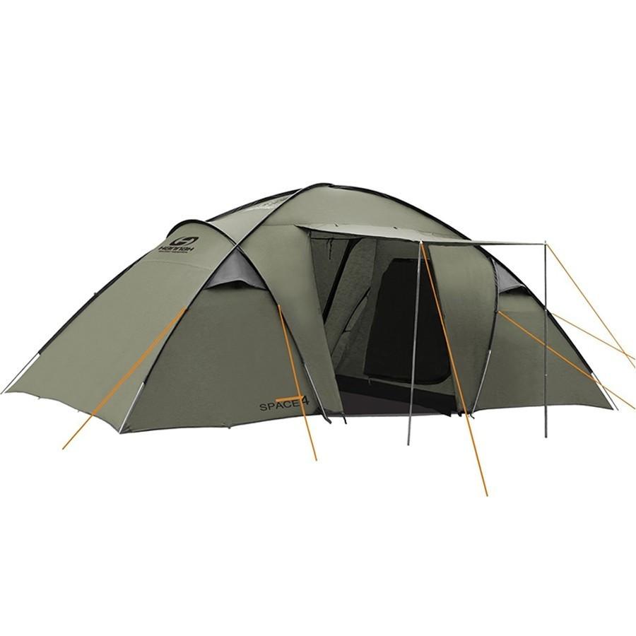 Палатка Hannah Space 4 capulet olive