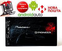 "Автомагнитола 2DIN Pioneer FY6511  Android 6, 3USB/Wi-fi/GPS/BT/7"", фото 1"