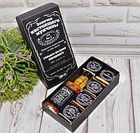Мужской подарочный набор Джек Дениелс Jack Daniels с виски, фото 1