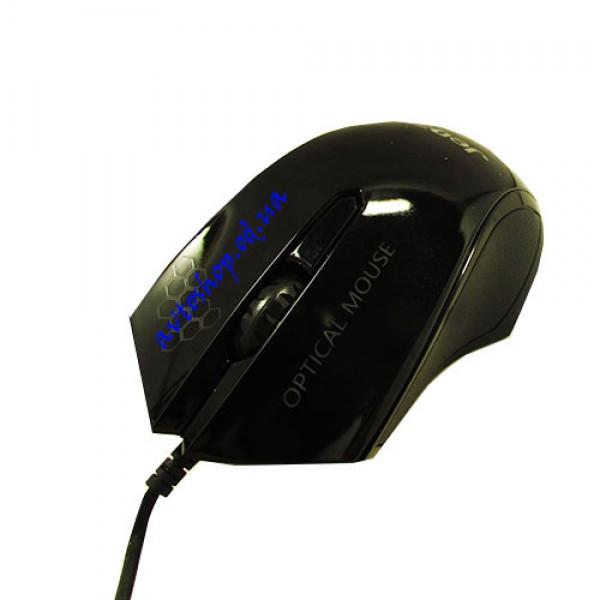 Мышь USB JEDEL M51 игровая с подсветкой