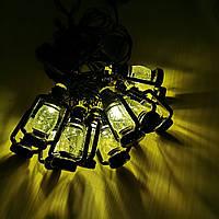 Гирлянда Уличные фонари LED 20 5 метров, фото 1