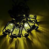 Гирлянда Уличные фонари LED 20 5 метров