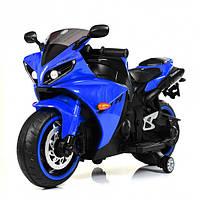 Мотоцикл Bambi M 4069L-4 Blue (M 4069L)