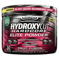 Жиросжигатель Muscletech Hydroxycut Hardcore Elite Powder 83 г Фруктовый пунш (4384301059)