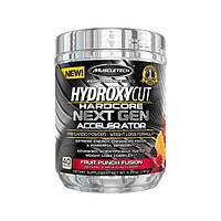 Жиросжигатель Muscletech Hydroxycut Hardcore Next Gen Accelerator 187 г Фруктовый пунш (4384301071)