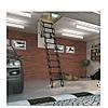 Лестница чердачная металлическая LST 70х120 см, фото 2