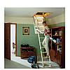 Лестница чердачная деревянная LWK3 60х120 см, фото 3