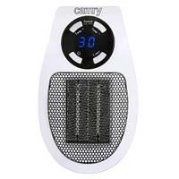 Тепловентилятор с дисплеем Camry CR 7712, белый