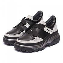 Кроссовки с ремешками 930-09, фото 3