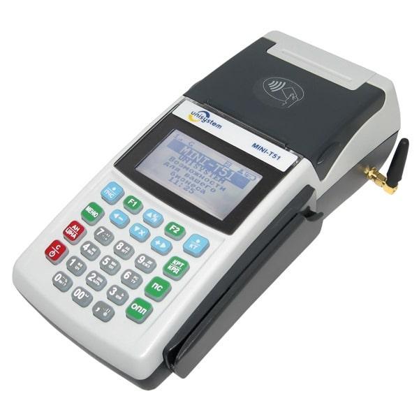 Электронный контрольно-кассовый аппарат MINI-T51.01 rev. EM
