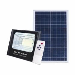 Світлодіодний прожектор на сонячній батареї ALLTOP 0837B100-01 100 Вт