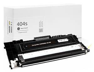 Картридж Samsung CLT-K404S Black (404S) сумісний, чорний, 1.500 копій, аналог від Gravitone