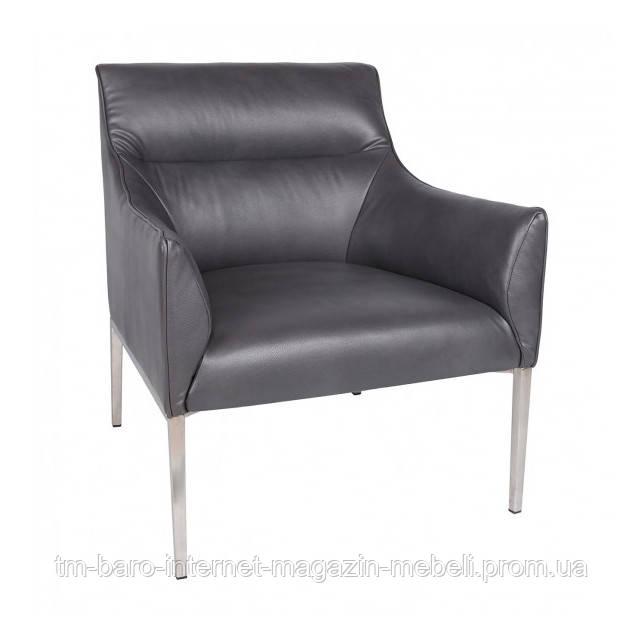 Лаунж-кресло Merida (Мерида) графит, (Бесплатная доставка) Nicolas