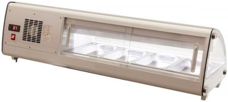 Холодильна вітрина для суші Rauder LSK-43L, фото 2