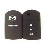 Чехол на пульт сигнализации силиконовый Mazda 950   (2296)