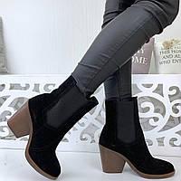 Ботинки казаки женские, фото 1