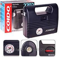 Компрессор 2702 COIDO12v/300psi фонарь (10) VITOL