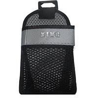 Карман  п/мобилку сетка KH 804  серый
