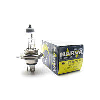 """Лампа 12V H4  60/55W  Standart """"Narva"""" (1шт)  (48881) (10шт/уп)"""