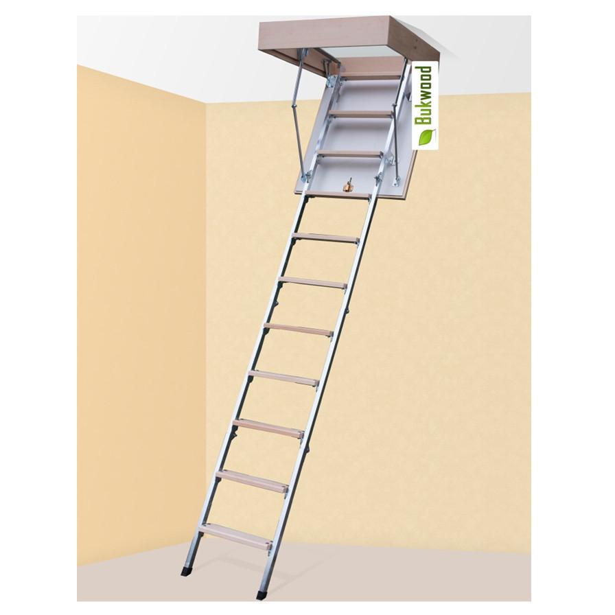 Лестница чердачная Compact Metal