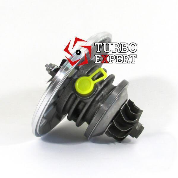 Картридж турбины 713667-5003S, Lancia Phedra, Zeta 2.0 JTD/HDI, 80 Kw, DW10ATED4, 9637861280, 2001+