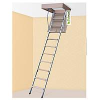 Лестница чердачная Eco Metal 80 х 70 см