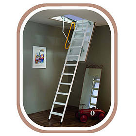 Чердачные лестницы Minka Steel