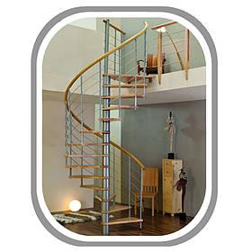 Винтовая лестница Venezia Buche Minka