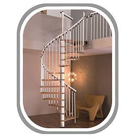 Винтовые лестницы второго этажа Spiral Effect Minka