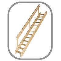 Деревянная лестница Boras Minka