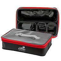 Коробка Carp Expert EVA для наживки на молнии