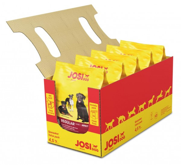 Корм для собак  Josera JosiDog Regular 4.5 кг