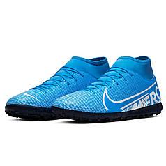 Сороконожки Nike Superfly 7 Club TF AT7980-414 (Оригинал)