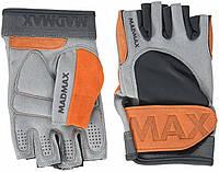 Перчатки для тренажерного зала Mad Max Crazy MFG 850