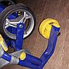 Санки детские с колесами Тимка 5 уневерсал - Фото