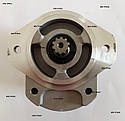 Гидравлический насос на погрузчик Toyota 02-6FG15 (6100 грн) 671101360071, 67110-13600-71, фото 4
