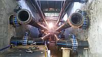 Прокладка трубопроводов канализации трубы ПЭ до 630 диаметра Монтаж инженерных коммуникаций.