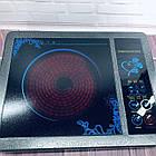 Электроплита инфракрасная Domotec MS 5842 | Кухонная плита, фото 7