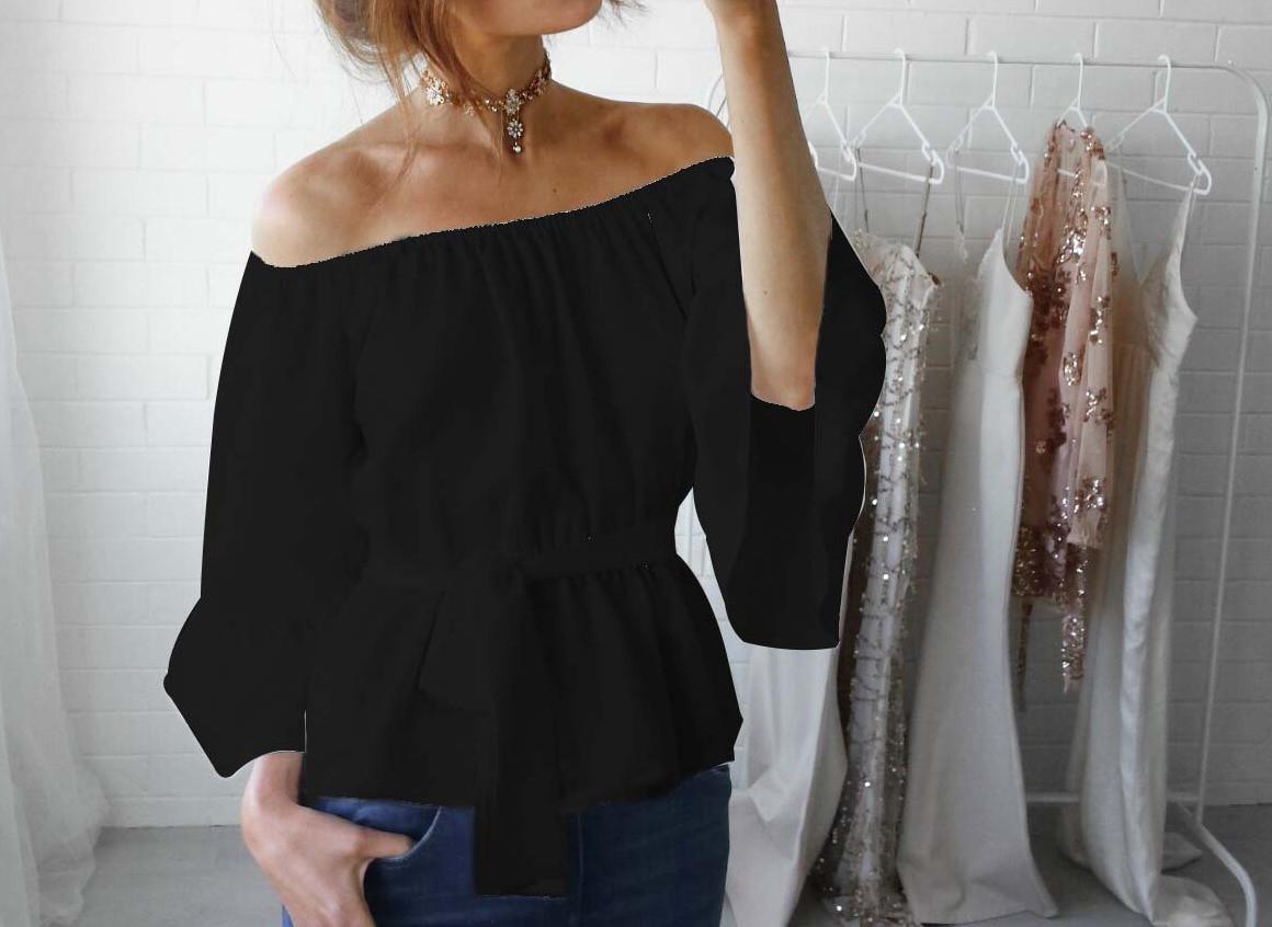 Женская блуза СС-8215-10