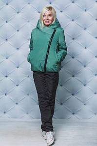 Женский зимний костюм брокард