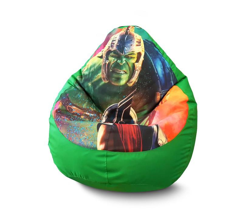 """Кресло мешок """"Тор: Рагнарек"""""""