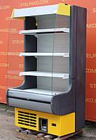 Холодильная горка (Регал) «Росс Modena» 1 м. (Украина), отличное состояние, Б/у, фото 1